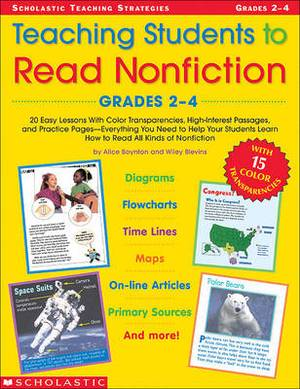 Teaching Students to Read Nonfiction: Grades 2-4