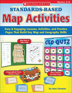 Standards-Based Map Activities