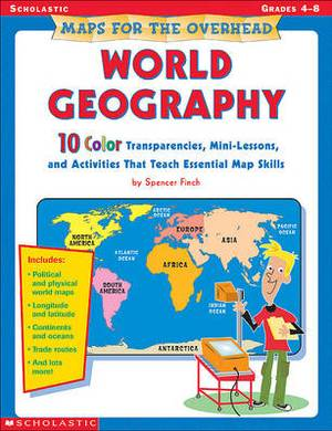 Maps for the Overhead: World Geography