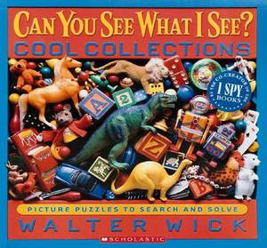 Can You See What I See?: Cool Collections - Picture Puzzles to Search and Solve