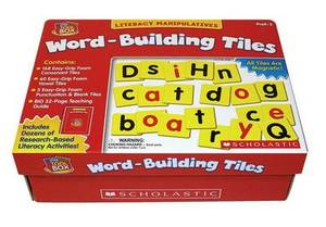 Word-Building Tiles: Literacy Manipulatives