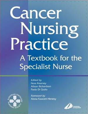 Cancer Nursing Practice: A Textbook for the Specialist Nurse