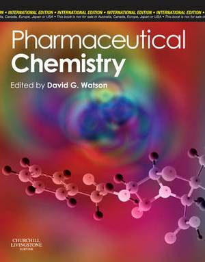 Pharmaceutical and Medicine Chemistry Int Ed
