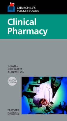 Churchill's Pocketbook of Clinical Pharmacy