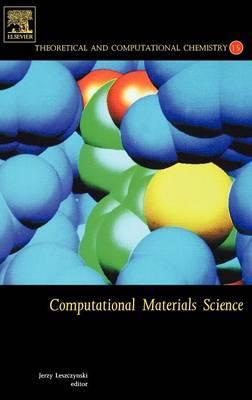 Computational Materials Science, Volume 15