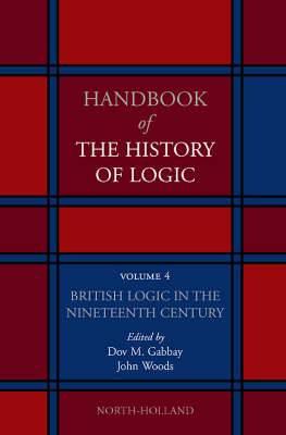 British Logic in the Nineteenth Century, Volume 4