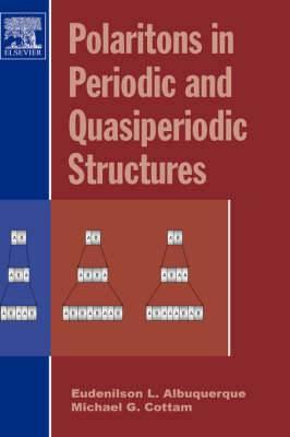 Polaritons in Periodic and Quasiperiodic Structures