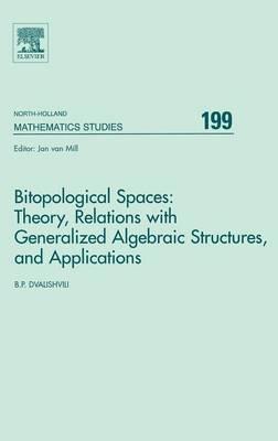 North-Holland Mathematical Studies, Volume 199