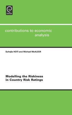Modelling the Riskiness in Country Risk Ratings