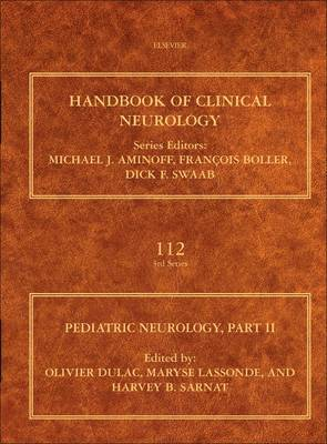 Pediatric Neurology, Part II: Volume 112