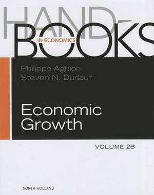 Handbook of Economic Growth Vol 2b