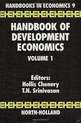 Handbook of Development Economics: v.1