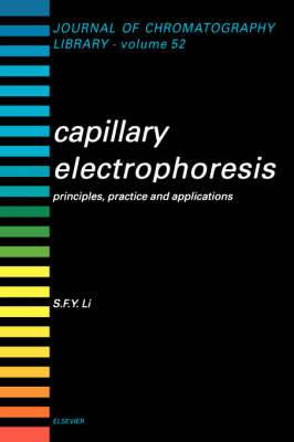 Capillary Electrophoresis: Principles, Practice and Applications