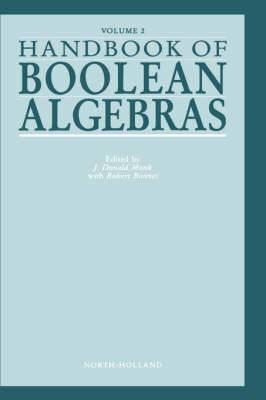 Handbook of Boolean Algebras