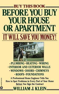 Before You Buy Your House or Apartment