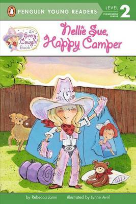 Nellie Sue, Happy Camper: An Every Cowgirl Book