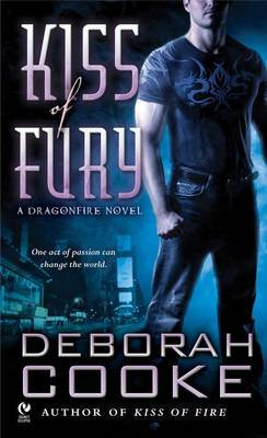 Kiss of Fury: Dragonfire Book 2