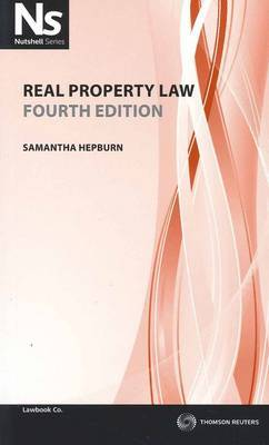 Nutshell: Real Property Law