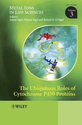The Ubiquitous Roles of Cytochrome P450 Proteins