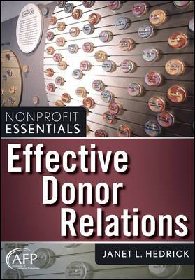 Effective Donor Relations