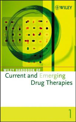 Wiley Handbook of Current and Emerging Drug Therapies: Volumes 1 - 4