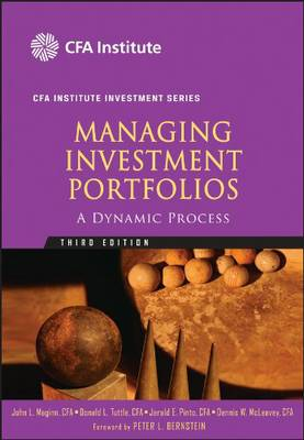 Managing Investment Portfolios: A Dynamic Process