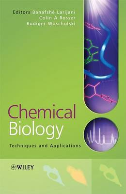 Chemical Biology: Applications and Techniques