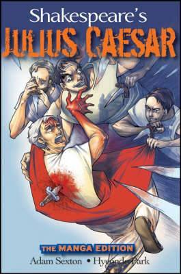 Shakespeare's  Julius Caesar : The Manga Edition