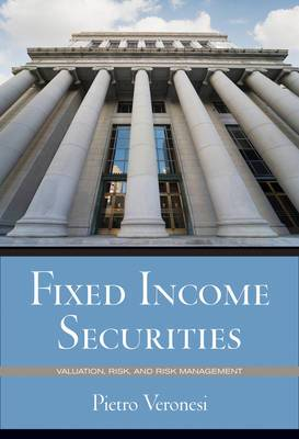 Fixed Income Securities: Valuation, Risk and Risk Management