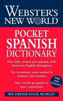 Webster's New World Pocket Spanish Dictionary: 2008