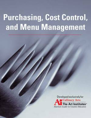 Purchasing Cost Control, and Menu Management