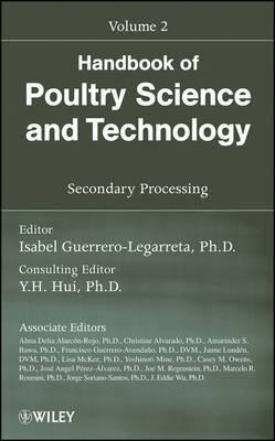 Handbook of Poultry Science and Technology: Secondary Processing