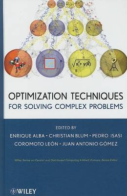Optimization Techniques for Solving Complex Problems