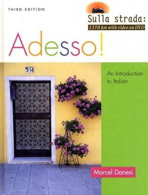 Adesso!: An Introduction to Italian Student Text
