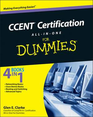 CCENTcertification All-in-One For Dummies