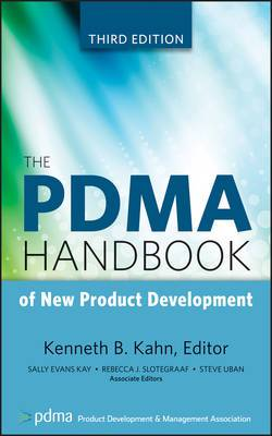 The Pdma Handbook of New Product Development, Third Edition