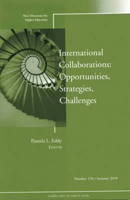 International Collaborations: New Directions for Higher Education