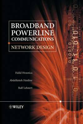 Broadband Powerline Communications: Network Design