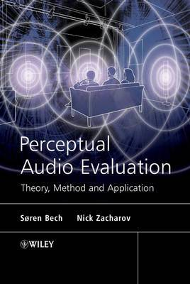 The Perceptual Audio Evaluation: Theory, Method and Application