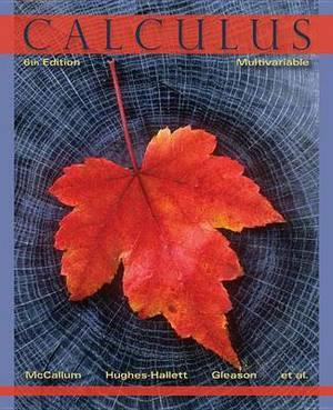 Calculus, Multivariable