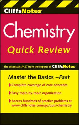 CliffsNotes Chemistry Quick Review