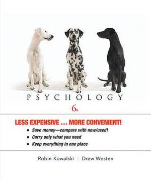 Psychology Brain Behaviour & Culture 6E Binder Ready Version