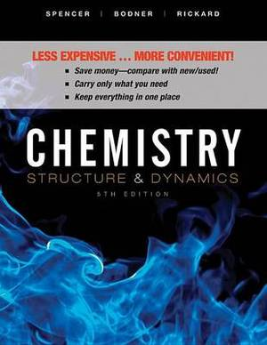 Chemistry Structure and Dynamics 5E Binder Ready Version