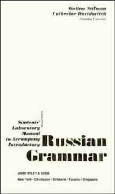 Introductory Russian Grammar