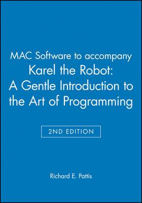 MAC Software to accompany Karel the Robot: A Gentle Introduction to the Art of Programming 2e