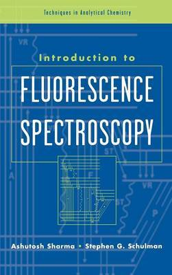 An Introduction to Fluorescence Spectroscopy