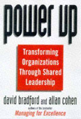 Power Up: Transforming Organizations Through Shared Leadership