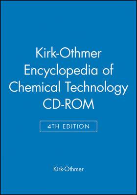 Kirk-Othmer Encyclopedia of Chemical Technology: Vol 19