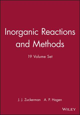 Inorganic Reactions and Methods: v. 1-18