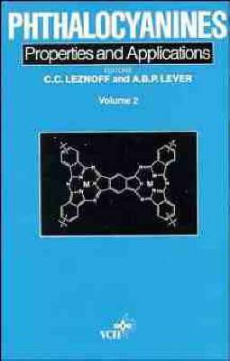 Phthalocyanines: Properties and Applications: v. 2